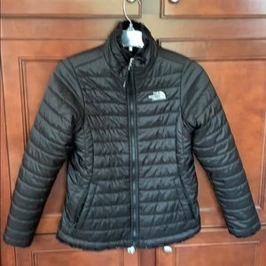 The North Face Reversible Mossbud Swirl Size L